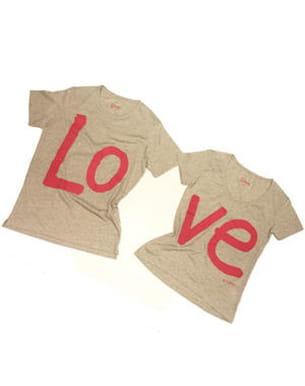 duo de tee-shirts de loft design by…