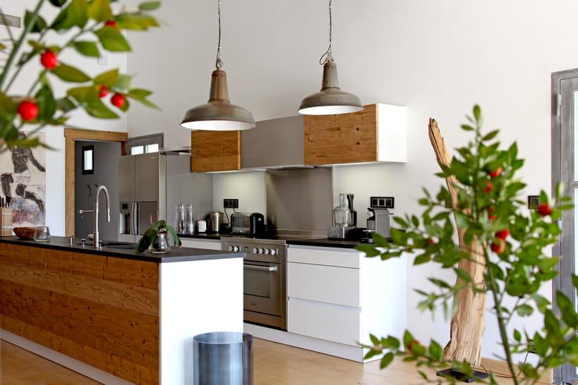 Comment relooker une cuisine rustique - Relooker une cuisine rustique ...