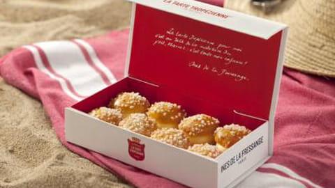 Concours boîtes Baby Trop' Ines de la Fressange