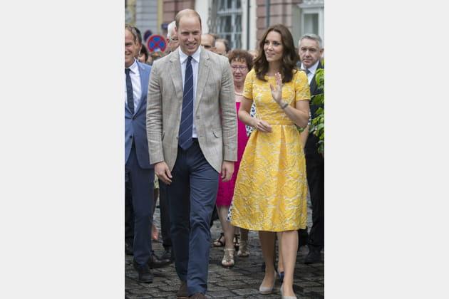 Kate Middleton le 20juillet 2017
