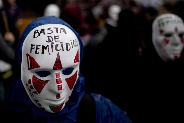 """""""Plus de féminicides"""" en Argentine"""