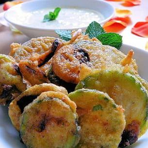 beignets de légumes bollywood