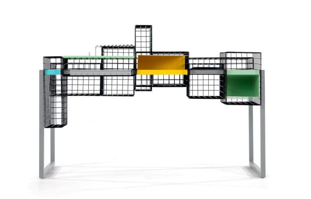 Bureau Grid chez Made.com