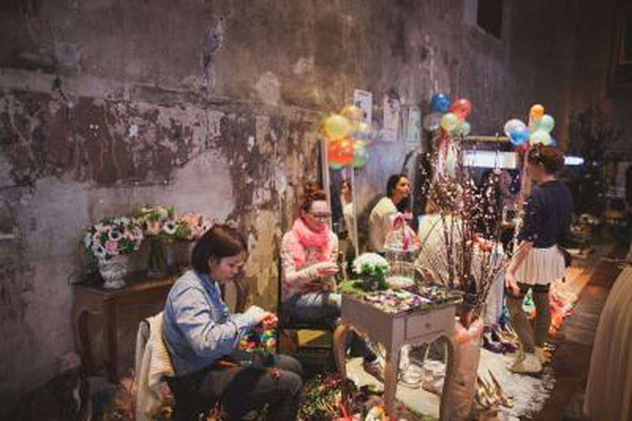 Andy Dis-Moi Oui : le festival du mariage arty et DIY