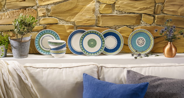 Vaisselle Casale Blu de Villeroy & Boch