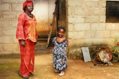 femmes cameroun