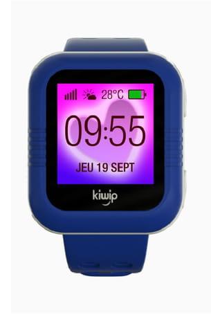 une montre t l phone connect e kiwip watch. Black Bedroom Furniture Sets. Home Design Ideas