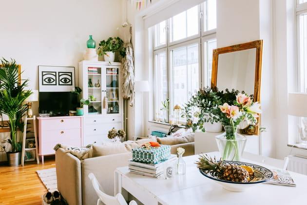 Un studio chaleureux et personnalisé