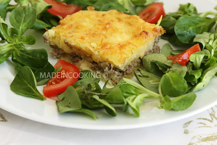 Hachis parmentier inratable