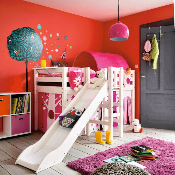 chambre pour enfants combi de fly. Black Bedroom Furniture Sets. Home Design Ideas