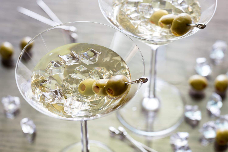 Recettes au Martini