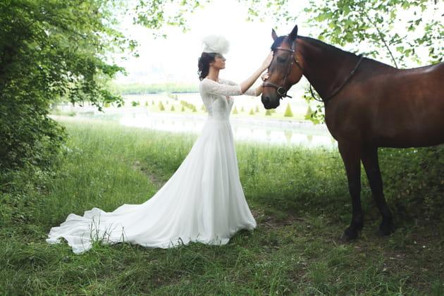 Robe de mariée Flora, Cymbeline