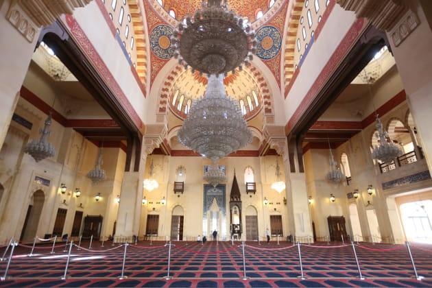 Mosquée Mohammad al Amine