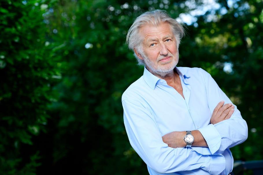 Pierre Gagnaire, le poète de la gastronomie