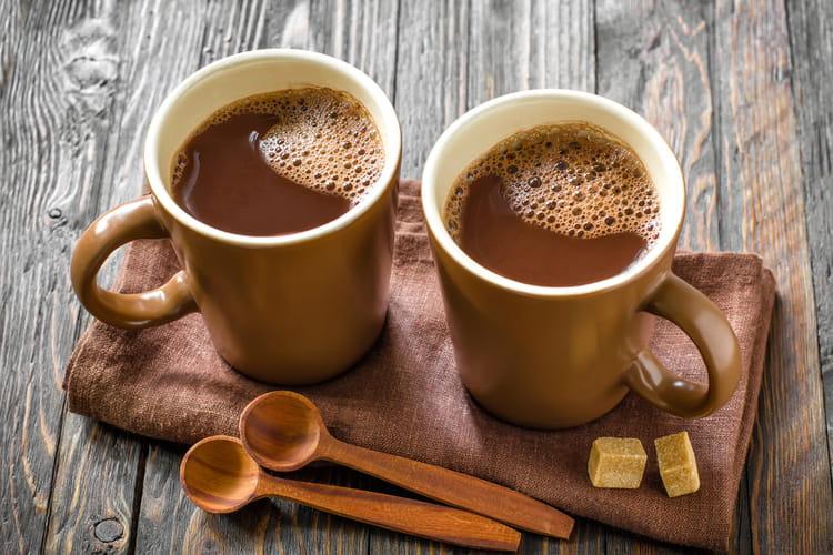 Chocolat chaud au cacao Van Houten