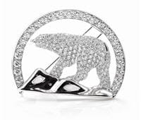 broche harry winston