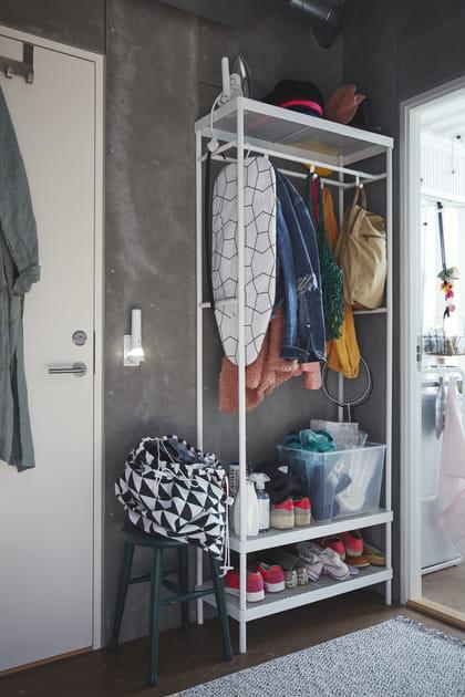 Rangement ouvert Mackapär d'IKEA