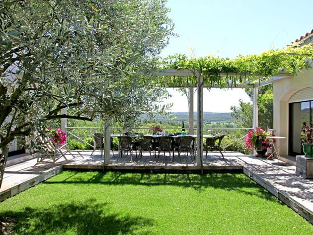 Patio ou terrasse ?