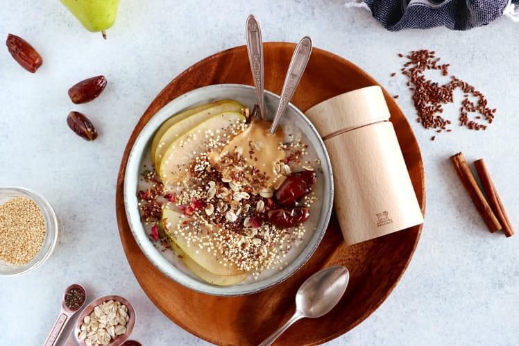 Porridge healthy et énergétique