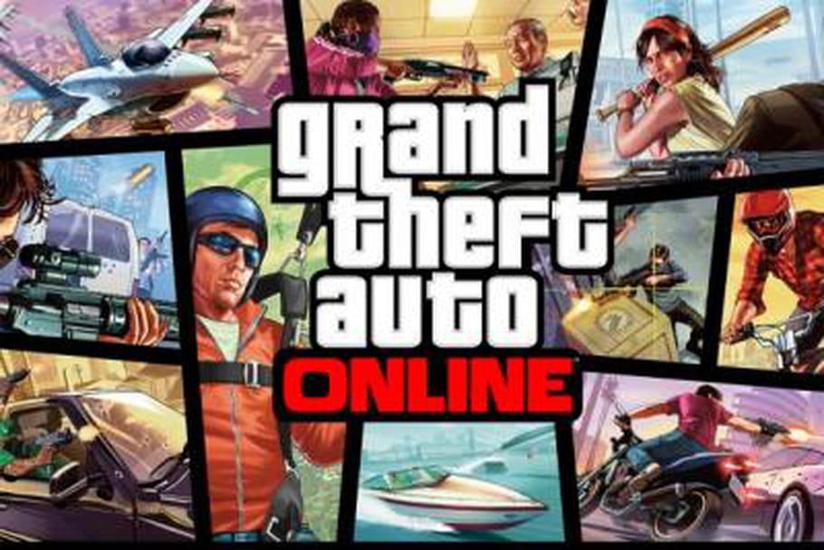 Grand Theft Auto Online : Rockstar dévoile le mode multijoueur de GTA V