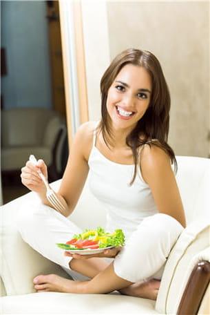 le plus difficile est de garder les bons réflexes après la perte de poids.
