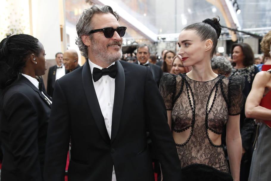 Joaquin Phoenix et Rooney Mara, parentsd'un bébé au prénom émouvant