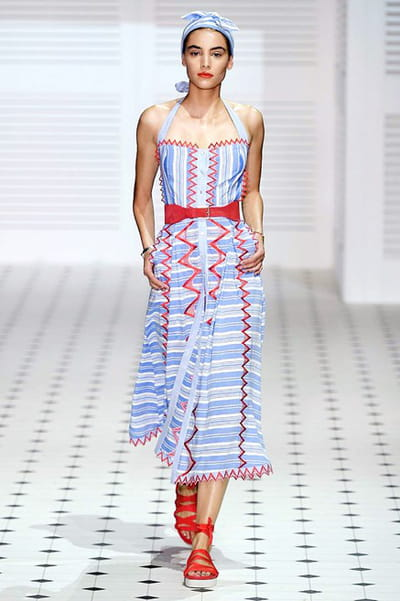 Temperley London - Printemps-été 2018