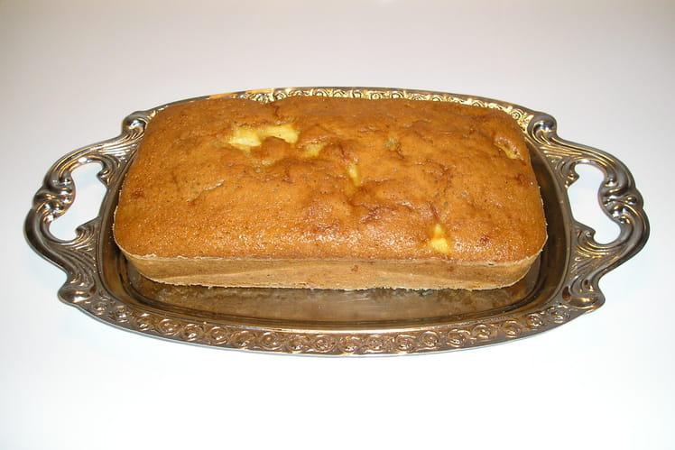Cake des îles au lait de coco