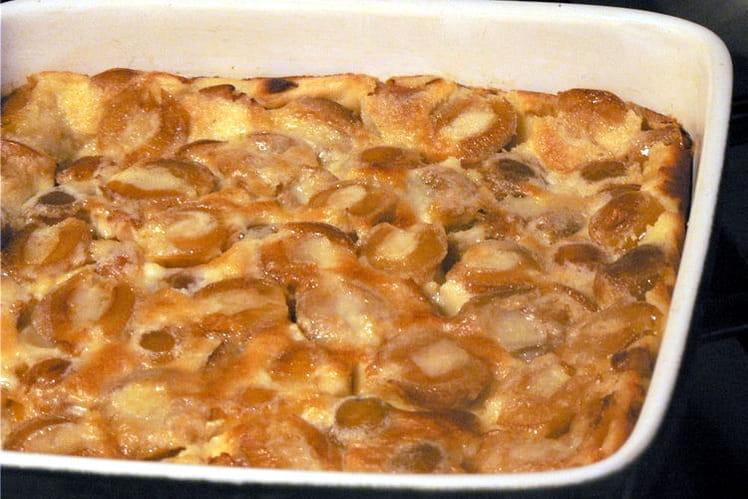 Recette de clafoutis aux mirabelles la recette facile - Recette avec des mirabelles ...