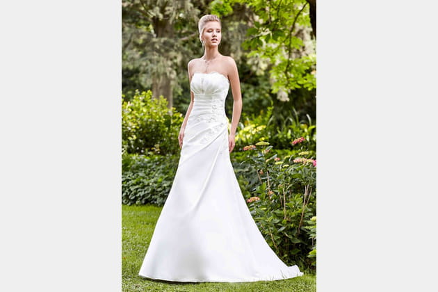 Robe de mariée Elisa de Point Mariage