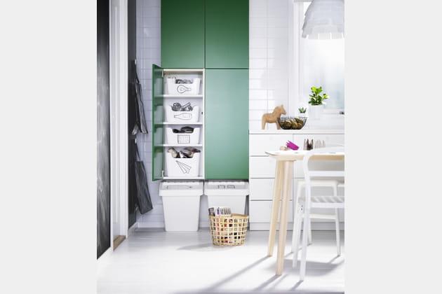 l 39 l ment mural de cuisine ikea. Black Bedroom Furniture Sets. Home Design Ideas