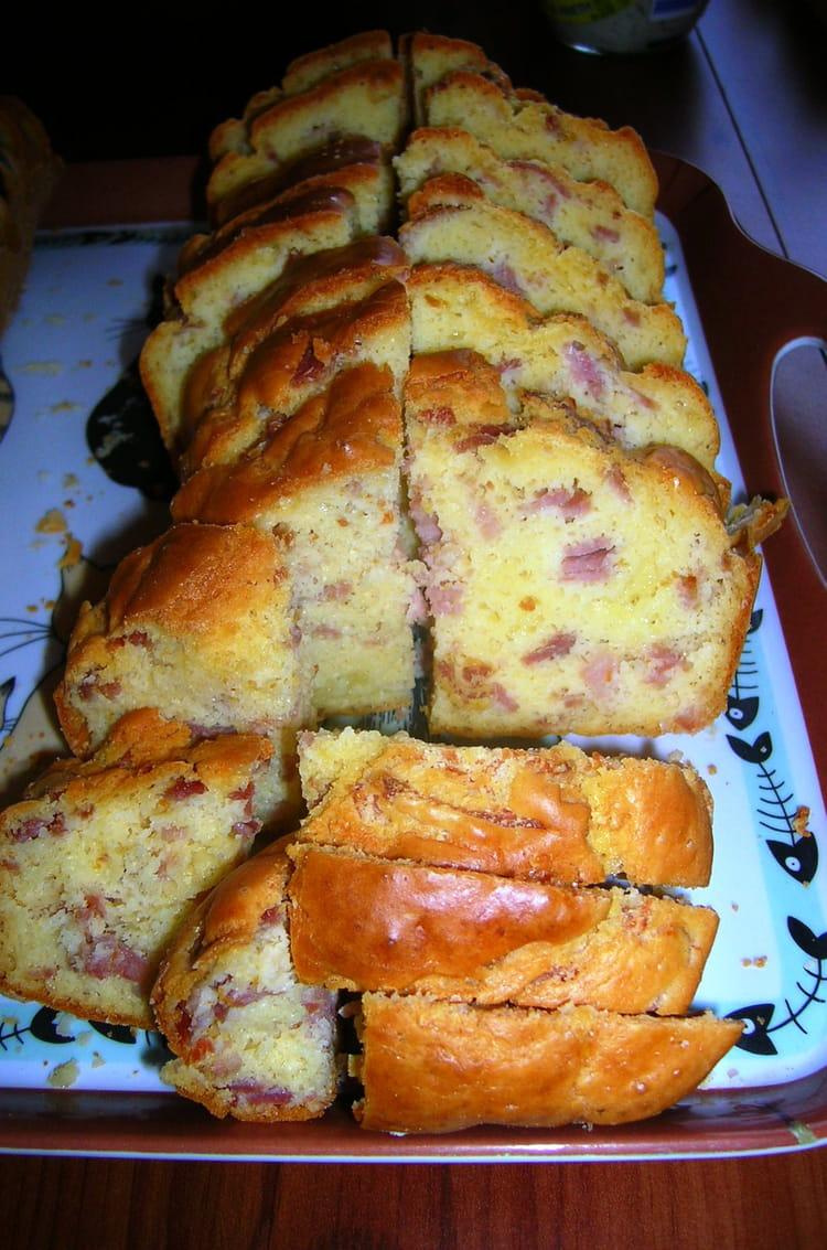 Cake Au Jambon Facile  Ef Bf Bd Faire