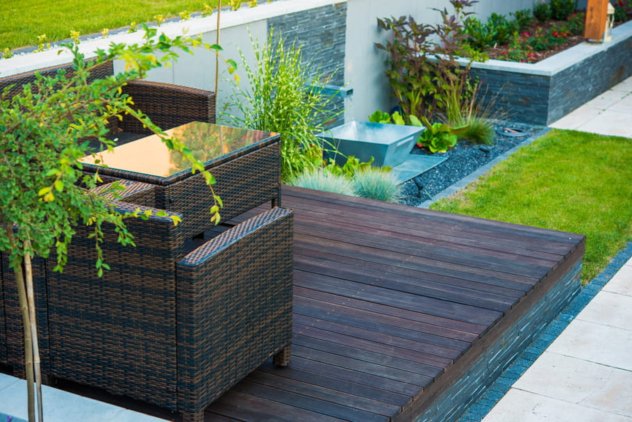 Comment Creer Un Jardin Contemporain