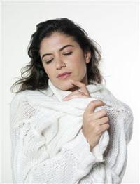 en se relaxant, le corps se refroidit donc le pull est fortement conseillé.