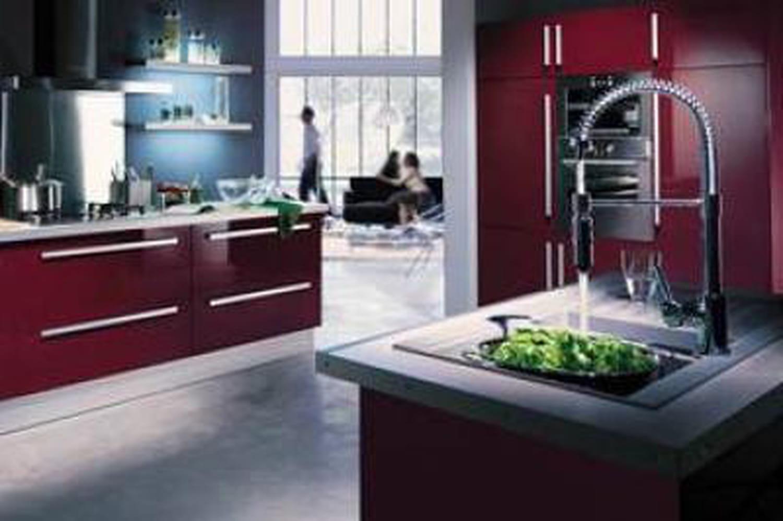 Une cuisine moderne et conviviale: la cuisine City Hygena