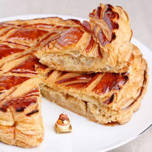 galette frangipane