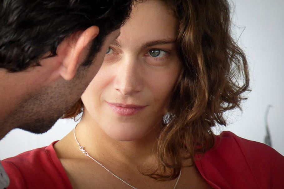 Ariane Labed, la fougue à l'état pur