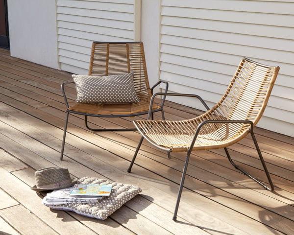 fauteuil zeta d 39 alinea. Black Bedroom Furniture Sets. Home Design Ideas