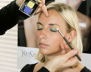 osez le maquillage color block !
