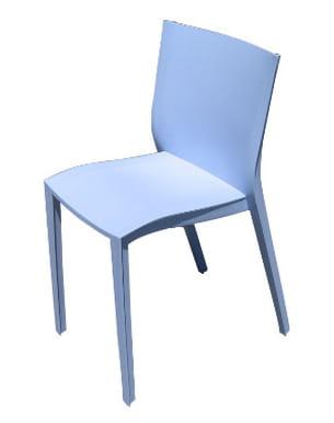 chaise 'slick' de xo chez made in design