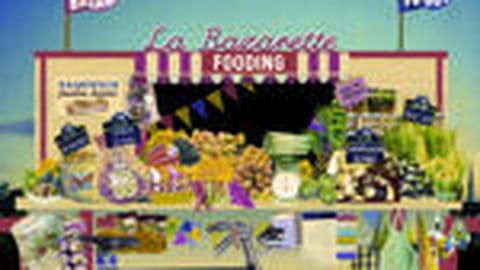 La Bazarette du Fooding titille les papilles des festivaliers