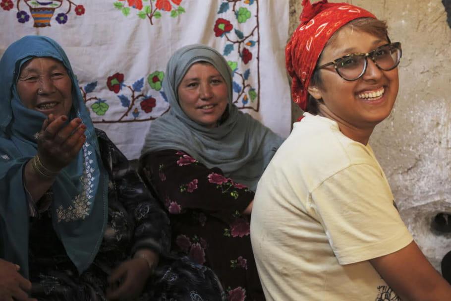 """""""En Afghanistan, on pense que les femmes sont bonnes à rien"""""""