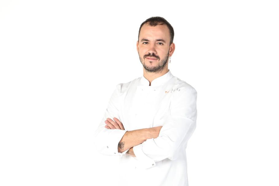 Baptiste Trudel: éliminé en 10e semaine de Top Chef