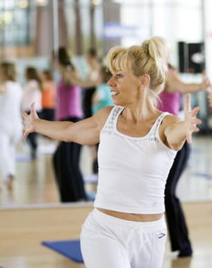 'l'activité physique permet de conserver et développer la masse musculaire.'
