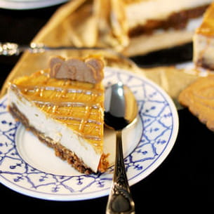 cheesecake au speculoos