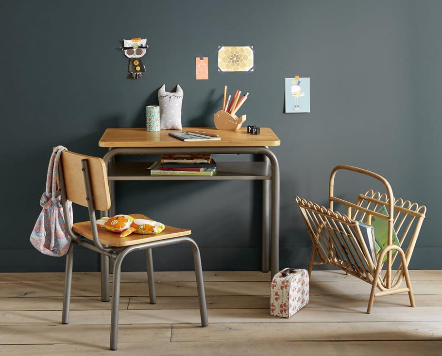 bureau buton chez la redoute int rieurs chambre d 39 enfant 9 bureaux d co pour la rentr e. Black Bedroom Furniture Sets. Home Design Ideas