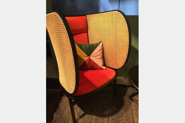 Le fauteuil Gebrüder Thonet Vienna