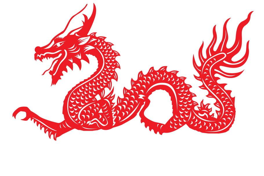Horoscope chinois Dragon de l'année 2021