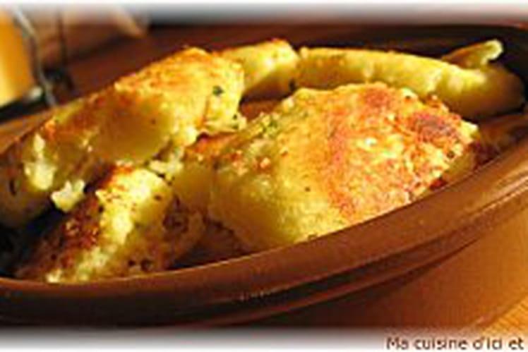 Croquettes de pommes de terre aux épices