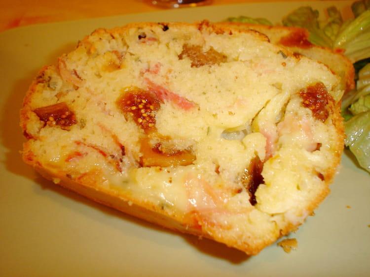 Recette Cake Au Jambon Et Ciboulette